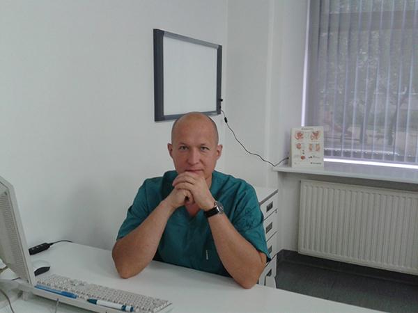 Уролог Горохов Алексей Валерьевич